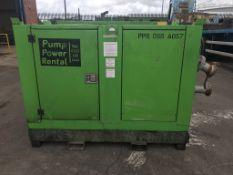 "Hidrostal Betsy 4"""" Sewage & Dirty Water Solids Handling Pump | Ref: A057"