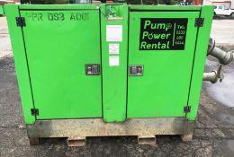 "Hidrostal Betsy 4"""" Sewage & Dirty Water Solids Handling Pump | Ref: A061"