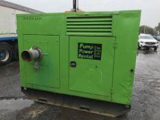 "Selwood S200 8"""" Solids Handling Pump Super Silent Cabinet | Ref: A084"