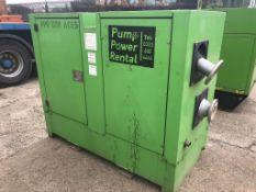 "Hidrostal Betsy 4"""" Sewage & Dirty Water Solids Handling Pump | Ref: J002/A055"
