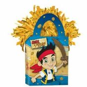 1 x Box Tote Weights 'Disney Jake and the Neverland Pirates'