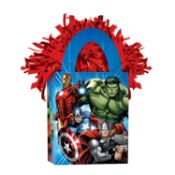 5x Boxes Tote Weights 'Avengers'