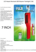 6 x Fuji EnviroMax 95 Lumens LED Flashlight