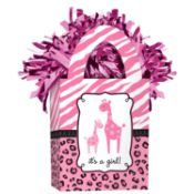 1 x Box Tote Weights 'It's a Girl!'