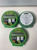 8 x FROGTAPE PAINTERS MULTI-SURFACE MASKING TAPE 41M X 24MM