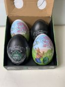 4 x Wera Easter Eggs with Kraftform Kompakt 20 Stainless, with Pouch