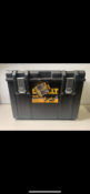 DeWalt DCK264P2 Fix Nailer Twin Kit CASE ( NAILER KIT NOT INCLUDED! JUST THE CASE!)