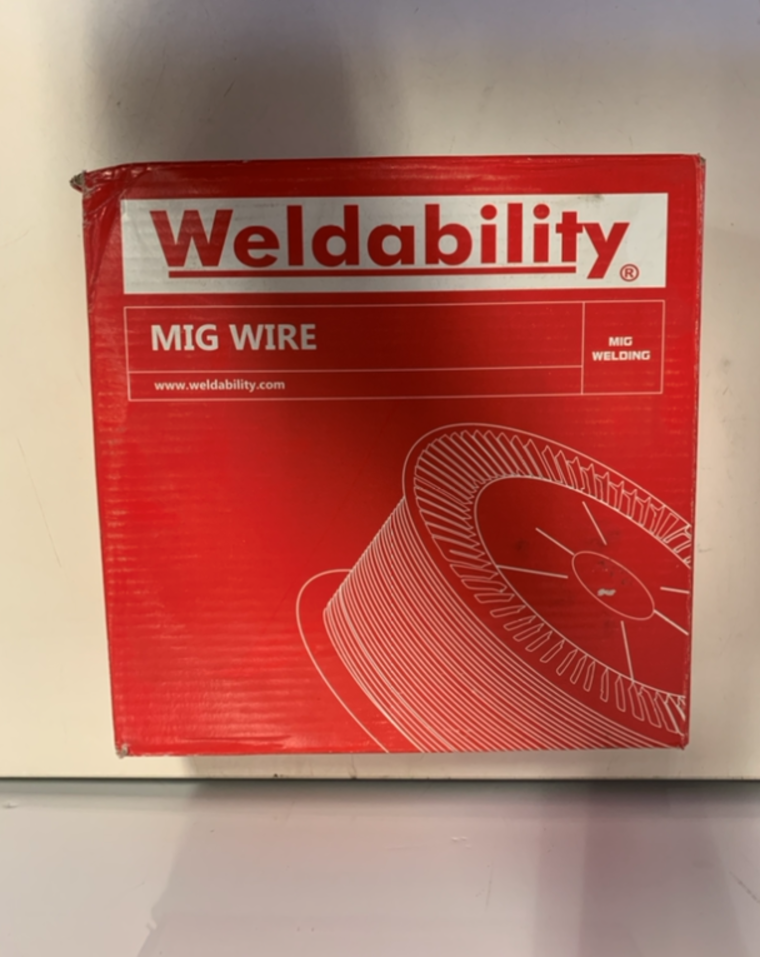 Lot 14 - 2 x Weldability Sif VZ181215LW A18/G3Si1 MIG Wire 1.2mm 15kg