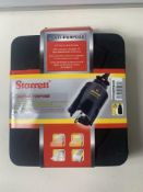 Starrett KMP11021 Starrett General Purpose 11 Piece TCT Holesaw Kit