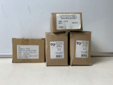 4 x Boxes of Bolts And Screws