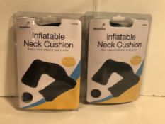 23 x Inflatable Neck Cushions