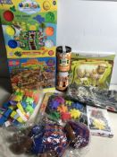 Large Selection of Various Toys