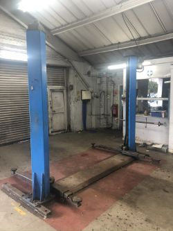 Motor Dealership Garage Equipment | 2 & 4 Post Vehicle Lifts | Rolling Road | Gas Analyser & Smoke Meter | Wheel Balancer | Tyre Changer
