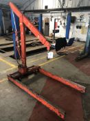 Unbranded Hydraulic Engine Hoist Lift