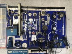 Quantity of Volvo Special Service Tools as per photos