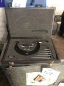 Moore & Wright Micrometer Set