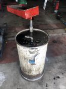 Teclamit Siebe Fuel Drainer