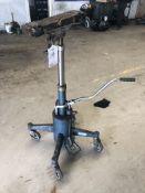 Samekab Produkter AB Gearbox/Transmission Jack