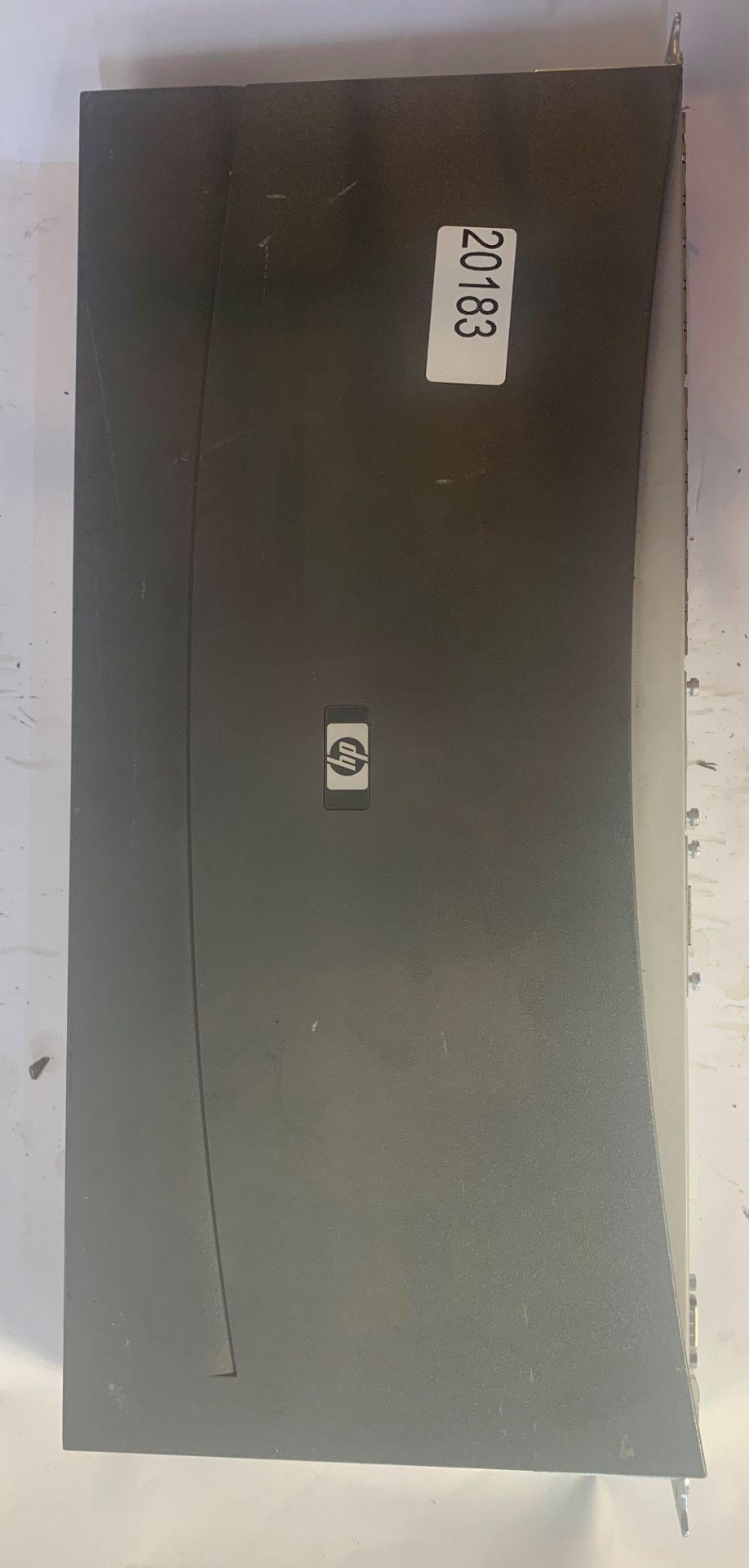 Lot 46 - HP J4818A Pro 24 Port Switch