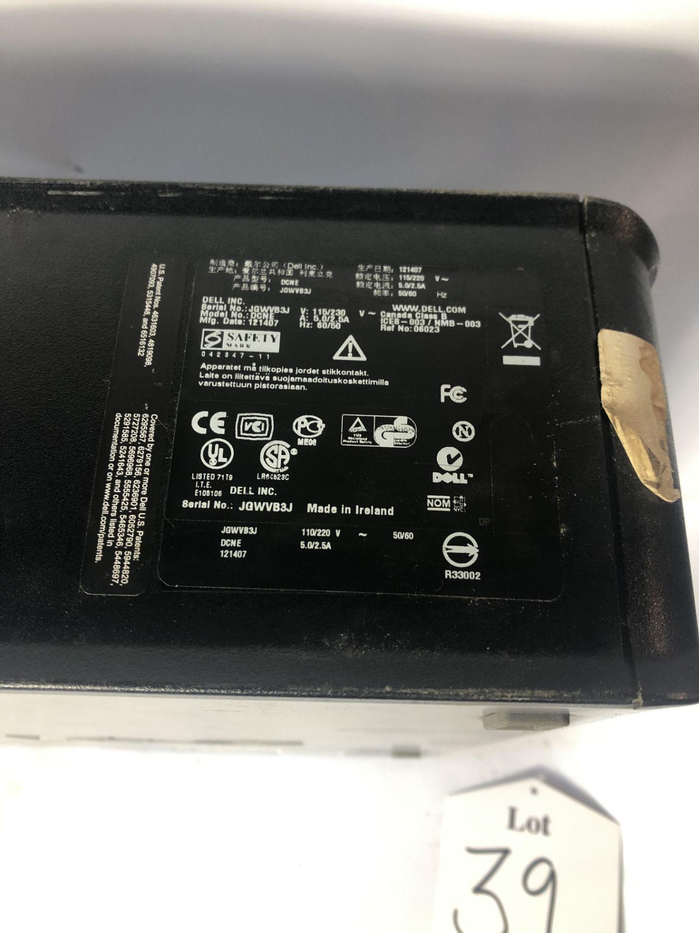 Lot 39 - Dell Opitplex 745 Desktop Computer