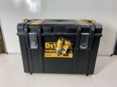 DeWalt DCK264P2 1st and 2nd Fix Nailer Twin Kit T-STAK CASE ONLY