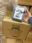 2 x Boxes of 1000 Plastic Spoons by 888 Gastro Disposables | DSP9