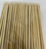 2 x Boxes of 10,000 Birchwood Skewers by 888 Gastro Disposables | DSP22