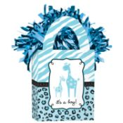 2 x Boxes Tote Weights 'It's a Boy!' | 216 Units