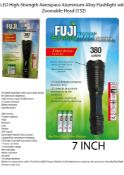 2 x Fuji EnviroMax 380 Lumens LED Flashlight | FE132