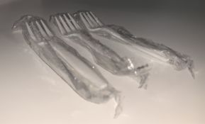 2 x Boxes of 500 Mini Forks by 888 Gastro Disposables   DSP2