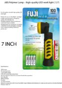 2 x Fuji EnviroMax 100 Lumens LED Flashlight | FE127