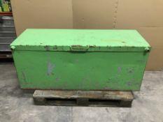 Steel Box w/ Handles