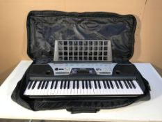 Yamaha EZ-150 Electric Keyboard with Carry Case