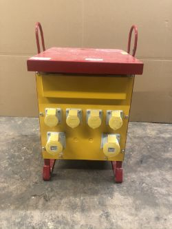 ONLINE AUCTION | Site Transformers | Hand & Power Tools | Pipe Benders | Heaters | Urinals | Lighting | Electrical & Pumping  Accessories