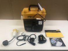 Fluke 6000 Series Portable Appliance Tester in Case
