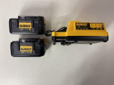 Dewalt 36v Batteries And Charger Set