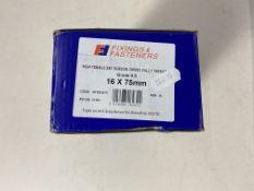 3 x Boxes Of Fixing & Fastners High Tensile Set Screws