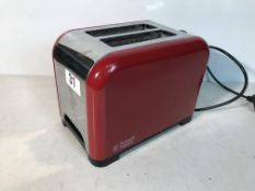 Russell Hobbs Two Slice Toaster