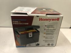 Honeywell Waterproof Fire Protector Safe