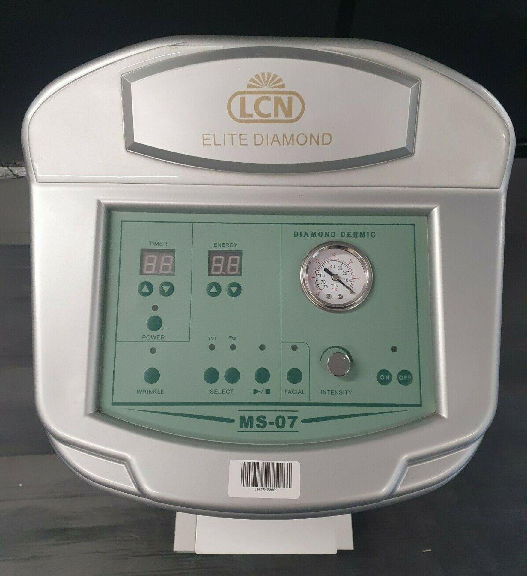 Lot 5 - LCN MS-07X Elite Diamond Dermabrasion Machine