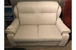 Ex Display San Marion Quarrata Breeze 2 Seater Fabric Sofa | RRP £1,308