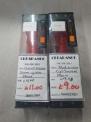 Selection of Curtain Pole and Track Accessories. See description