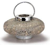 Medium Wire Weave Lamp | RRP £55