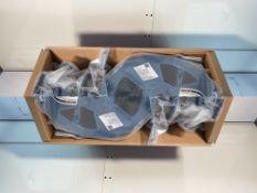 8 x 300 x CnC Tech 3020-20-0300-00-TR Conn Shrouded Header (4 Sides) HDR 20 POS 2.54mm Solder ST Top
