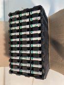 300 x Saft W269-030 3.6 Volt 2400 mAh replacement battery