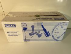 80 x Pneupac 530-1147 Manometer - assembled