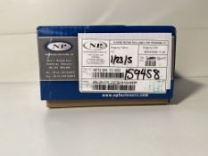 21 x 8,000 x NFH M4 15 400 Self-Clinching Flush Head Studs for Stainless Steel