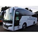 2015 | Volvo SunSundegui SC5 41 Seater B8R Euro 6 Coach | Reg: SD15 UWM | 154,687 KMS