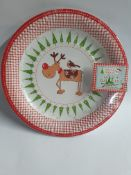 90 x Various Christmas Themed Disposable Tableware