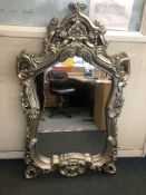 Wall Mountable Decorative Mirror | 135cm x 78cm